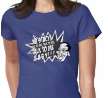 Yo Stacy! Womens Fitted T-Shirt