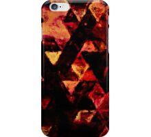 triangle inspiration iPhone Case/Skin