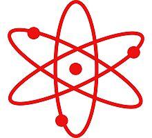 Big Bang Atom Photographic Print