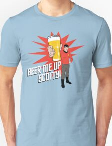 Beer Me Up Scotty T-Shirt