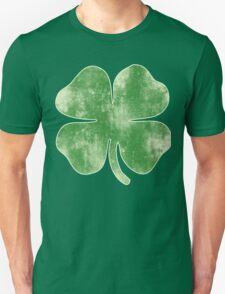 Vintage Shamrock for St. Patrick's Day Party Unisex T-Shirt