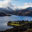 Ullswater - English Lake District by David Lewins