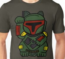 LUCKY BOBA CAT Unisex T-Shirt