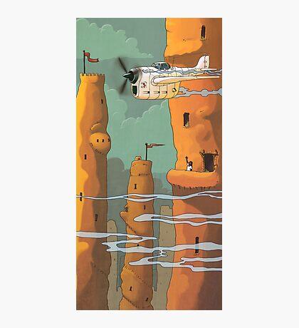 Mud Towers Photographic Print