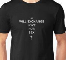 Love For Sex Unisex T-Shirt