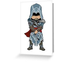 Constantinople Assassin Greeting Card