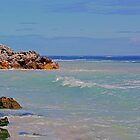 Lagoon at high tide by georgieboy98