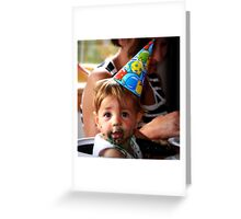"""It's My Party !!!"" Greeting Card"