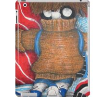 Rag doll iPad Case/Skin