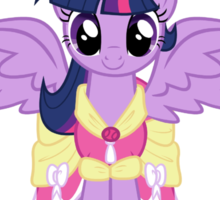 Princess Twilight Sparkle - MLP: FIM S3 Sticker