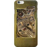 Clockwork Iphone iPhone Case/Skin