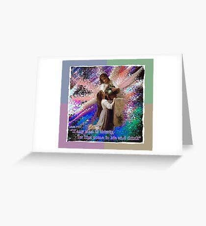 John 7-37 Greeting Card