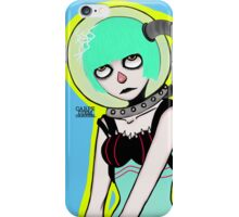 Astro-Woman! iPhone Case/Skin