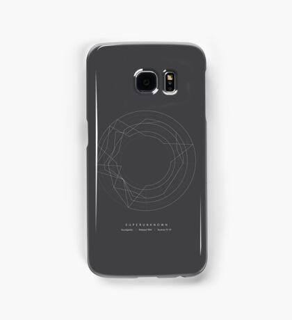 Guitar tunings - Superunknown - Soundgarden Samsung Galaxy Case/Skin