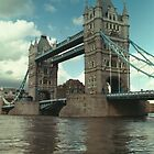 Tower Bridge by ianbarrington