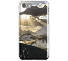 Shining Rays iPhone Case/Skin