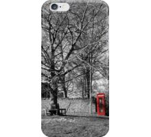 The Village Green at Cold Kirby iPhone Case/Skin