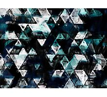 triangle schetchy  Photographic Print
