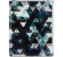 triangle schetchy  iPad Case/Skin