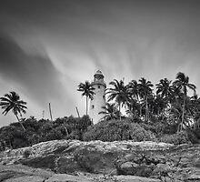 Beruvella lighthouse by naumenko