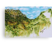 Altenberg Canvas Print