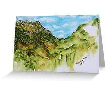 Altenberg Greeting Card