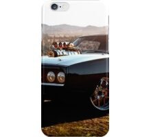 FF7 (Fast and Furious 7) Dom's Charger iPhone Case/Skin