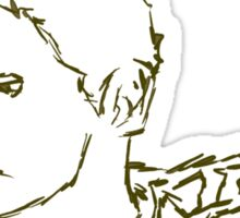 Drake Sketch Sticker
