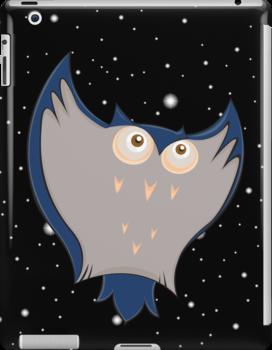 Night owl by Ignasi Martin