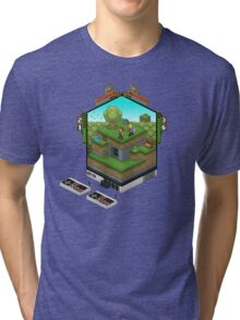 Gamer Immersion Tri-blend T-Shirt