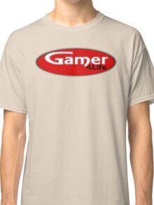 Gamer 4 Life Classic T-Shirt