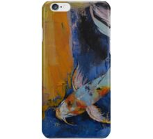 Sanshoku Koi iPhone Case/Skin