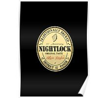 Lovely day for a Nightlock Poster