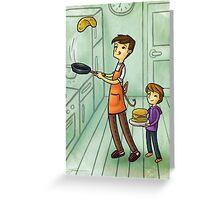 Pancake Day Greeting Card