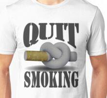 Quit smoking Unisex T-Shirt