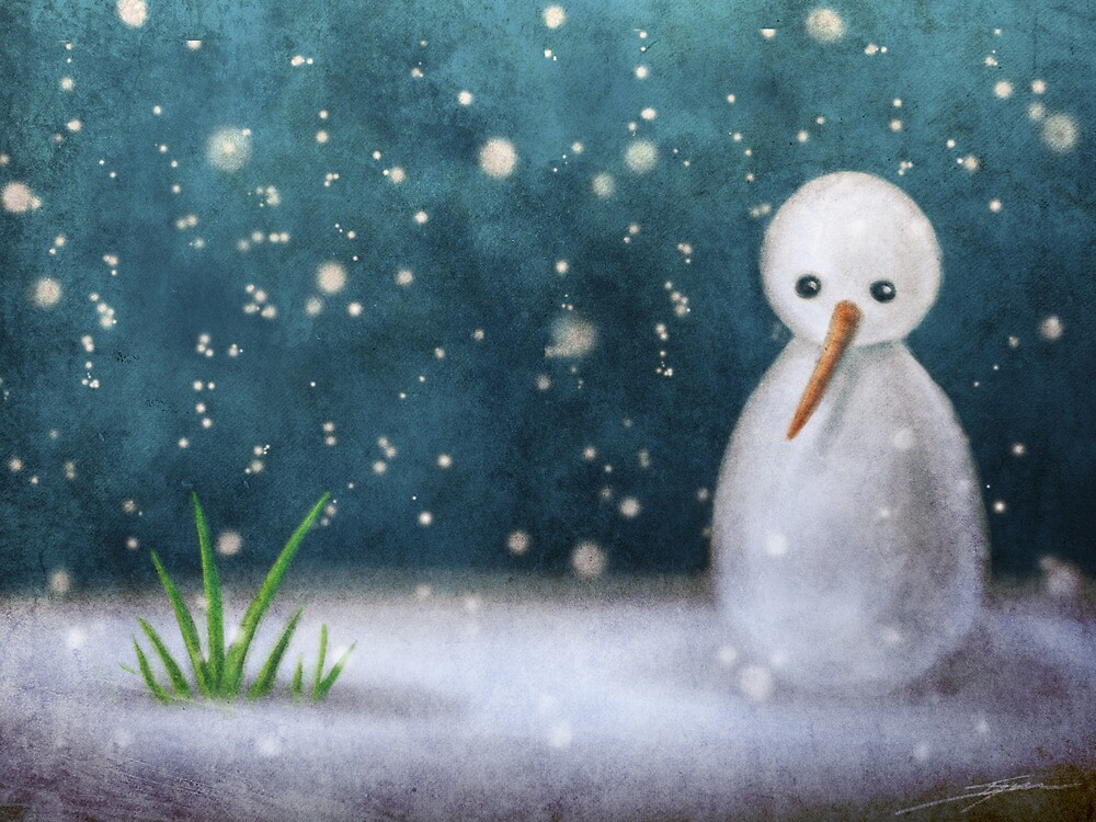 End of Winter by Ine Spee