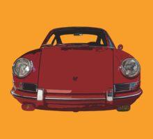 Porsche 911 by Stefan Bau