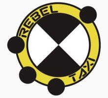 RebelTaxi Logo Sticker by RebelTaxi