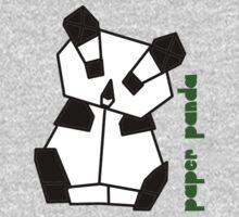 Paper Panda One Piece - Long Sleeve