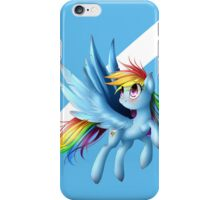 iCase - Rainbow Dash iPhone Case/Skin