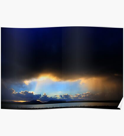 Gathering storm Poster