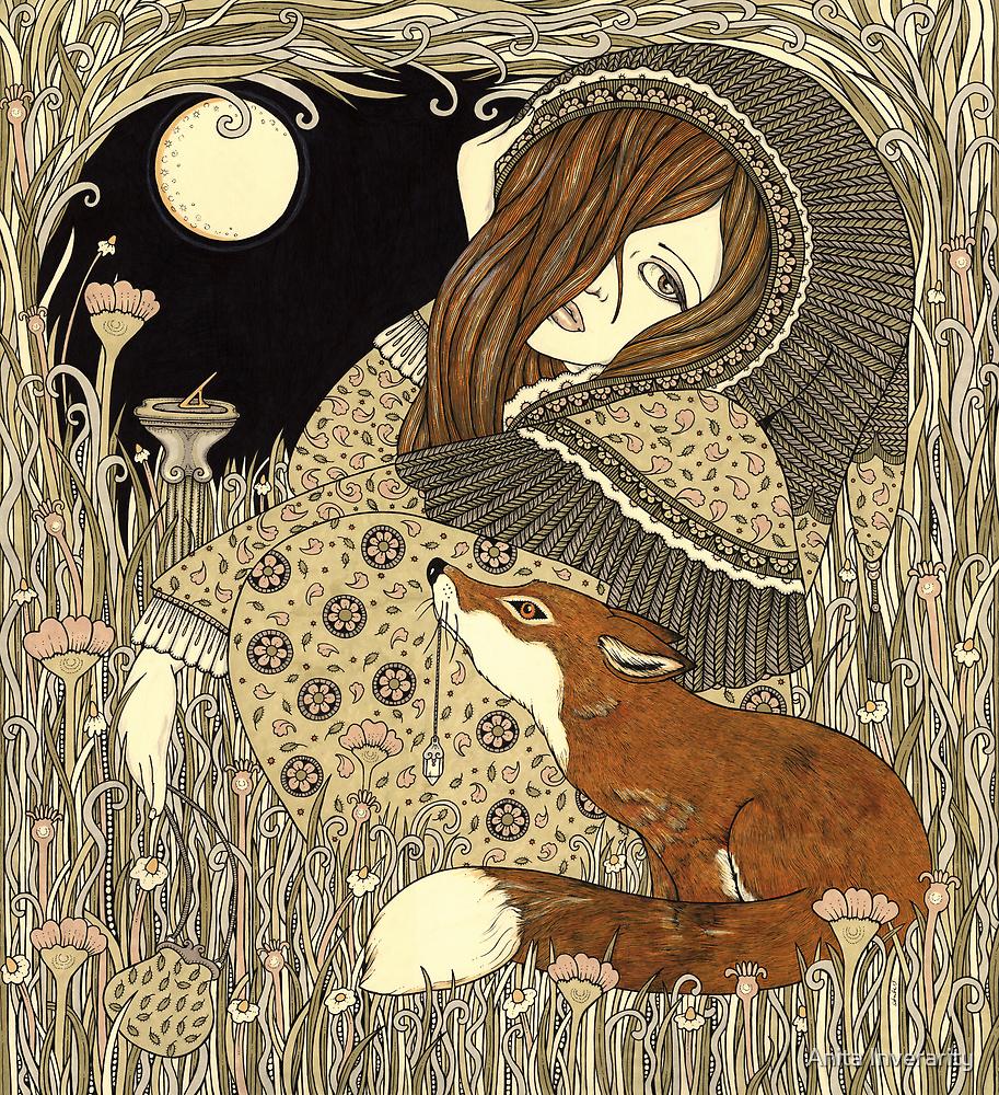Dia Greine by Anita Inverarity