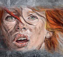 Leeloo by Megan Cary