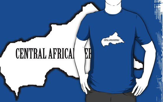 Central African Republic by smalltownjunk