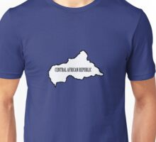 Central African Republic Unisex T-Shirt