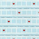 Happy Memories Pattern - Disney Inspired by still-burning