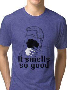 It Smells So Good #2 - John Green Tri-blend T-Shirt