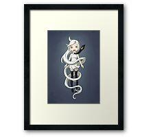 Exorcist Framed Print