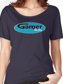 Gamer 4 Life Women's Relaxed Fit T-Shirt