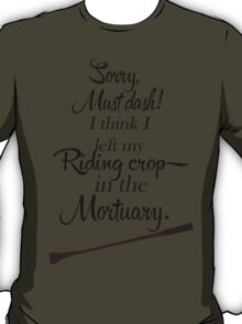 Riding Crop T-Shirt